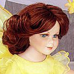 Alberon Doll The Cowslip Fairy