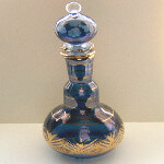 Egyptian Glass Decanter