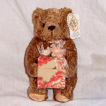 Russ Berrie Talula Bear with Box