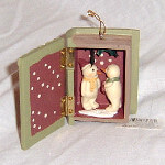 Russ Berrie Keepsake Ornament - Our First Christmas Together