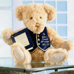 Russ Berrie Coronation Bear