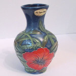 Old Tupton Ware Small Vase