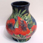Old Tupton Ware Medium Vase