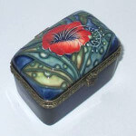 Old Tupton Ware Trinket Box