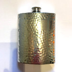 Wentworth Pewter Hip Flask